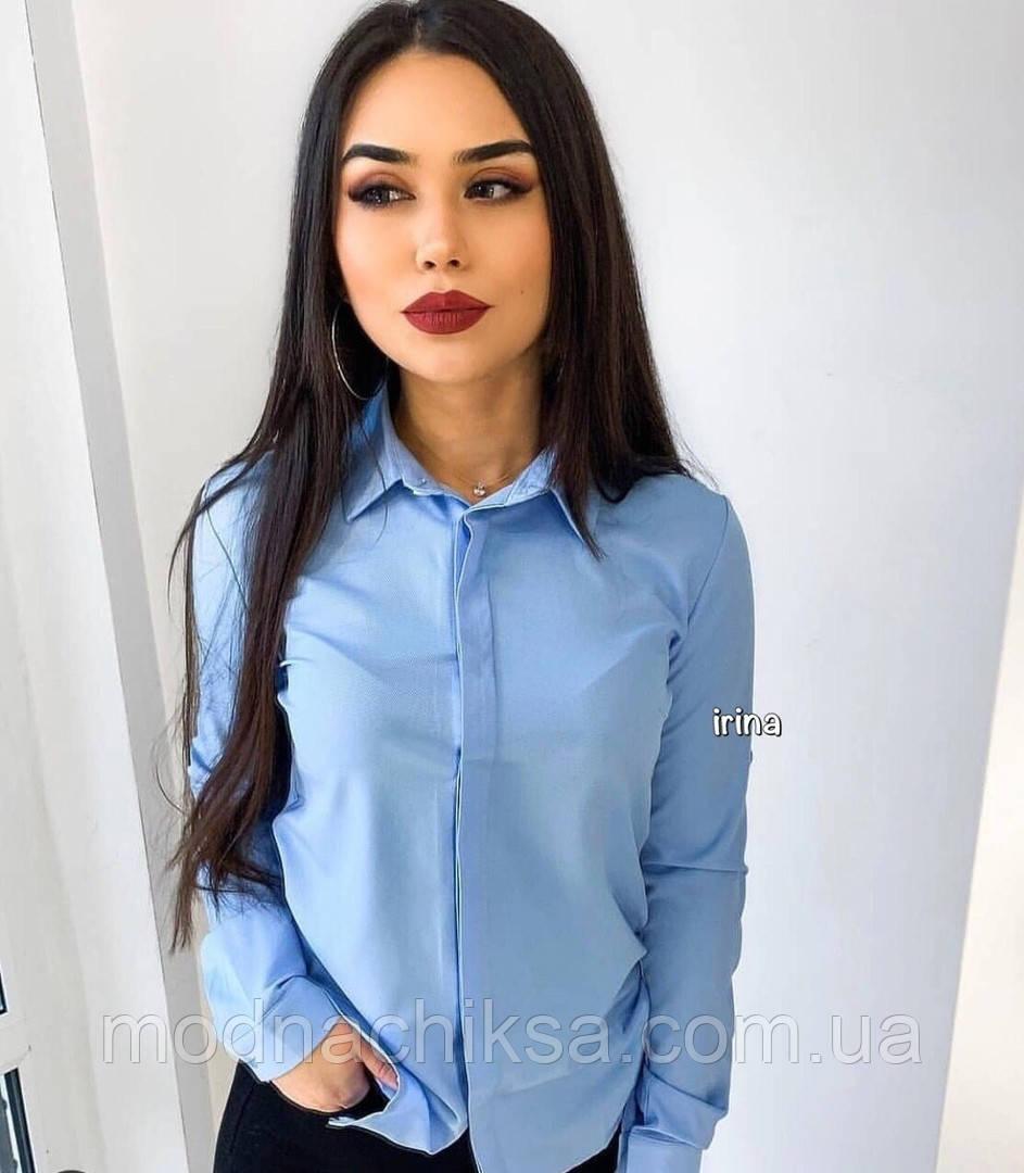 7278fab53e4 Рубашка женская классическая - интернет-магазин «ModnaChiksa» в Николаеве