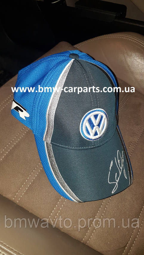 Бейсболка Volkswagen Motorsport Cap - Ogier, фото 2