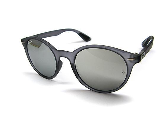 Круглые зеркальные солнцезащитные очки Ray Ban
