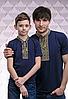 Вышивка на футболках для мальчишек, фото 2