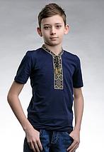 Вышивка на футболках для мальчишек, фото 3