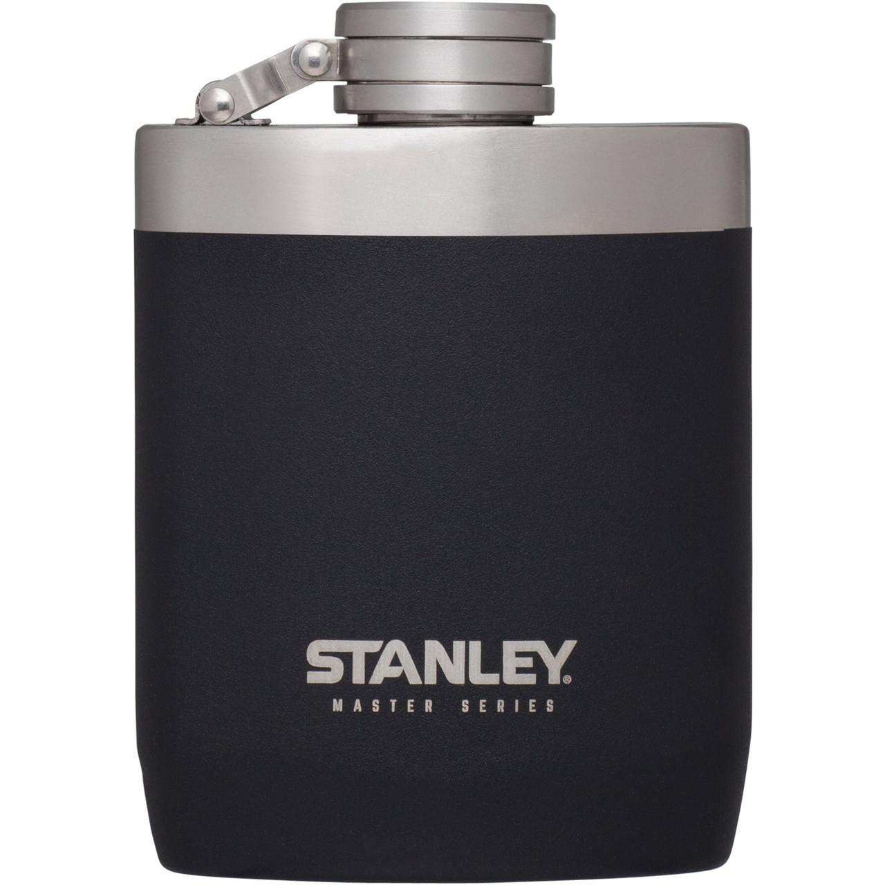 Фляга STANLEY Master Pocket Flask Black 230 ml. (10-02892-002)