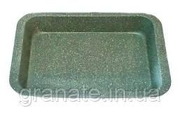 Форма для выпечки с гранитовым напылением 365х245х55 мм
