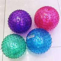 """Мяч 9"""" ежик BT-PB-0139 90г 4цв.в сетке /300/(BT-PB-0139)"""