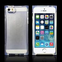 Чехол для IPhone 5/5s 5c Ice Cube Прозрачный