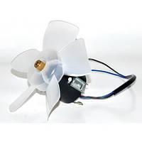 Вентилятор отопителя Ваз 2101- 2107 (с крыльчаткой на подшипниках)