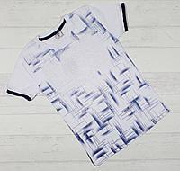"""Детская футболка  на мальчика """" Cl 58 ss """" ( выпуклый рисунок) 8,9,10,11,12 лет."""