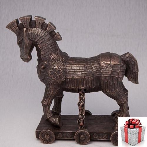 """Статуетка """"Троянський кінь"""" (26*25 см)"""