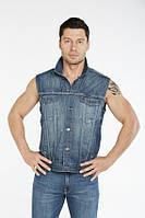Жилетка мужская джинсовая MONTANA.