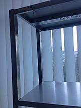 Стеллаж в производственные цеха 1200/400/1800 мм, фото 3