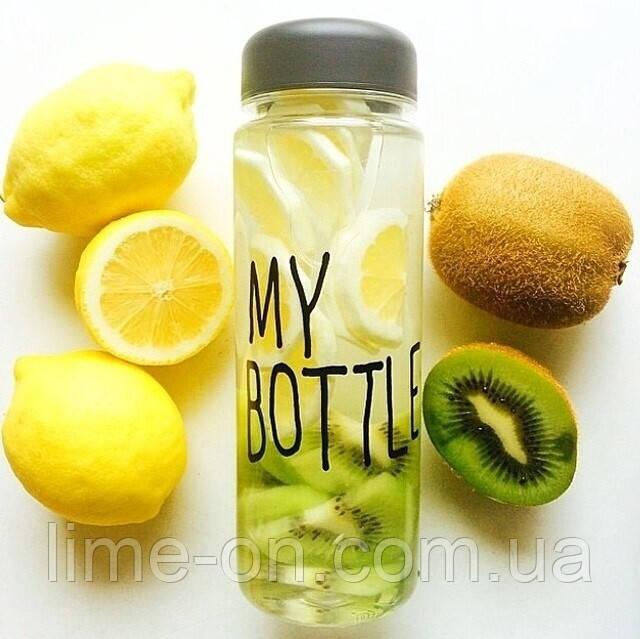 "Бутылка ""My Bottle"" в интернет-магазине Lime"