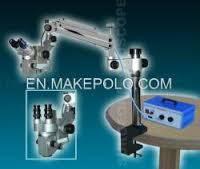 Портативный операционный микроскоп POM-9