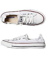Кеди Converse - Classic Chuck Taylor All Star Low True White, фото 1