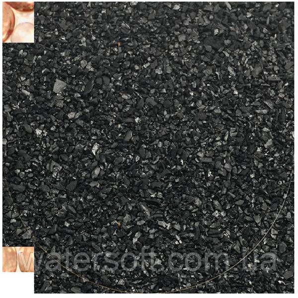 Aquacarb 207C активированный гранулированный кокосовый уголь для удаления хлора, органики и т.д.