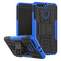 Чехол Armor Case для Honor V9 / 8 Pro Синий