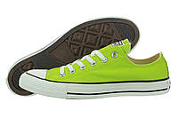 Кеди Converse - Classic Chuck Taylor All Star Low / Green OX White