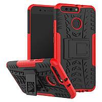Чехол Armor Case для Honor V9 / 8 Pro Красный