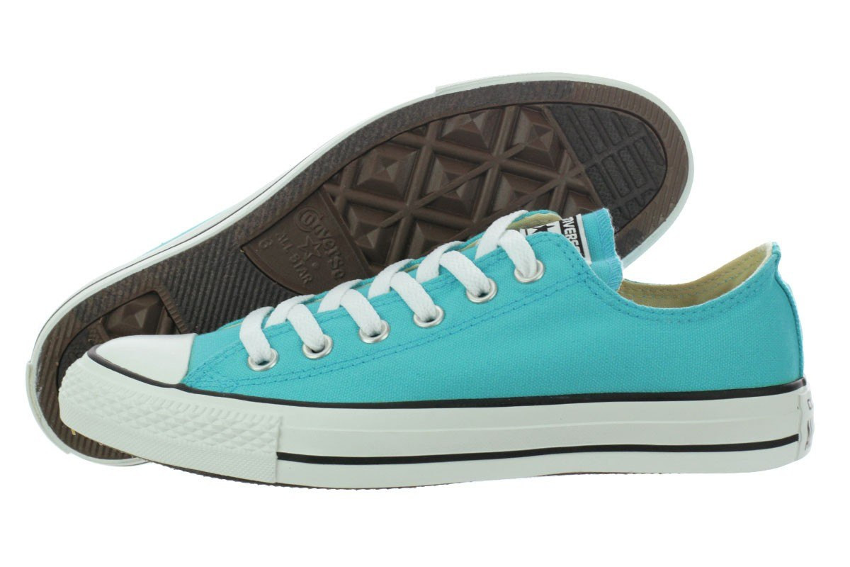 Кеди Converse - Classic Chuck Taylor All Star Low / Coral OX White