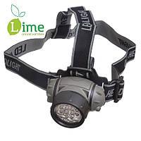Фонарик налобный Headlamp 12 LED, фото 1