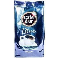 Кофе молотый  Cafe d'Or Blue, 500г Польша
