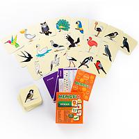 ПТИЦЫ - Развивающая настольная игра для детей от 1 года