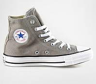 Кеди Converse - Classic Chuck Taylor All Star Hi / Silver White