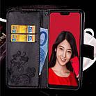 Чехол книжка Clover для Xiaomi Mi A2 Lite / Redmi 6 Pro Красный, фото 3