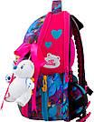Рюкзак школьный каркасный с наполнением DeLune 35 x 27 x 16 см  7mini-015, фото 4