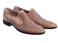 Туфлі Etor 15704-990 бежевий, фото 1