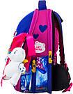 Рюкзак школьный каркасный с наполнением DeLune 7mini-017, фото 4