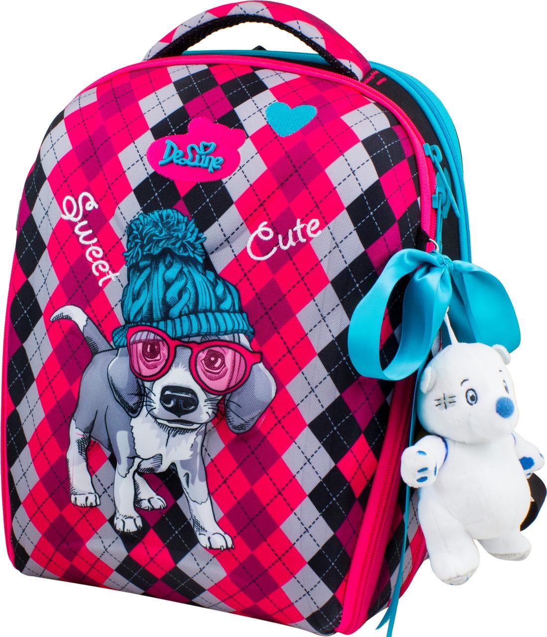 Рюкзак школьный каркасный с наполнением DeLune 35 x 27 x 16 см 7mini-018