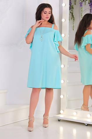 Платье-сарафан, №121, мята, фото 2