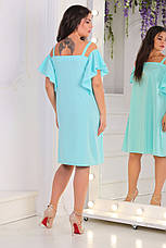 Платье-сарафан, №121, мята, фото 3