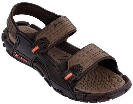 Оригинал Сандалии мужские 82574-20973 Rider Tender X man sandal brown/ brown Коричневые 2019