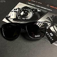 Стильные солнцезащитные очки в стиле Gucci
