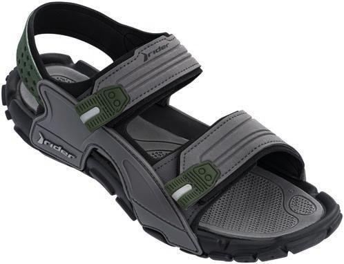 Оригинал Сандалии мужские 82574-20743 Rider Tender X man sandal black/grey серые