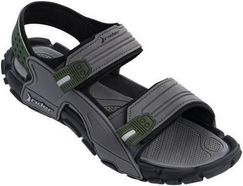 Оригинал Сандалии мужские 82574-20743 Rider Tender X man sandal black/grey серые, фото 2