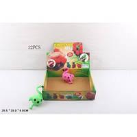 Антистресс H06-7  фламинго, 12шт в дисплей боксе 25,5*20*6см(H06-7)