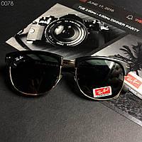 Модные солнцезащитные очки в стиле Ray Ban