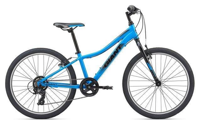 Подростковый велосипед Giant XTC Jr 24 Lite синийVibrant (GT)