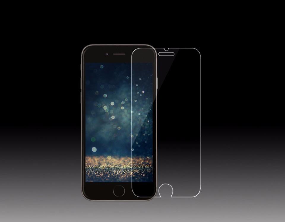 Защитные стекла 2.5D для iPhone