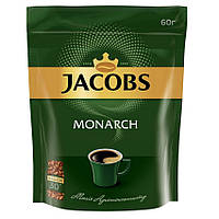 Кофе растворимый Jacobs Monarch 60г/ Якобс Монарх 60г