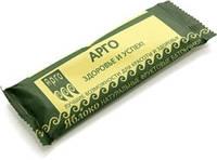 Батончик фруктовый Яблоко Арго (похудение, повышает энергию, яблочное пюре, пищевые волокна, витамины)
