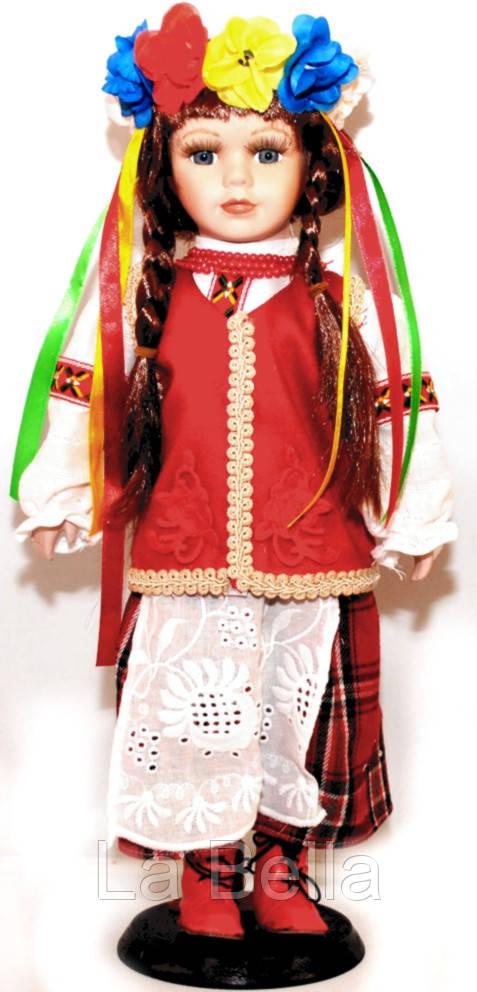 Керамическая кукла «Украинка»