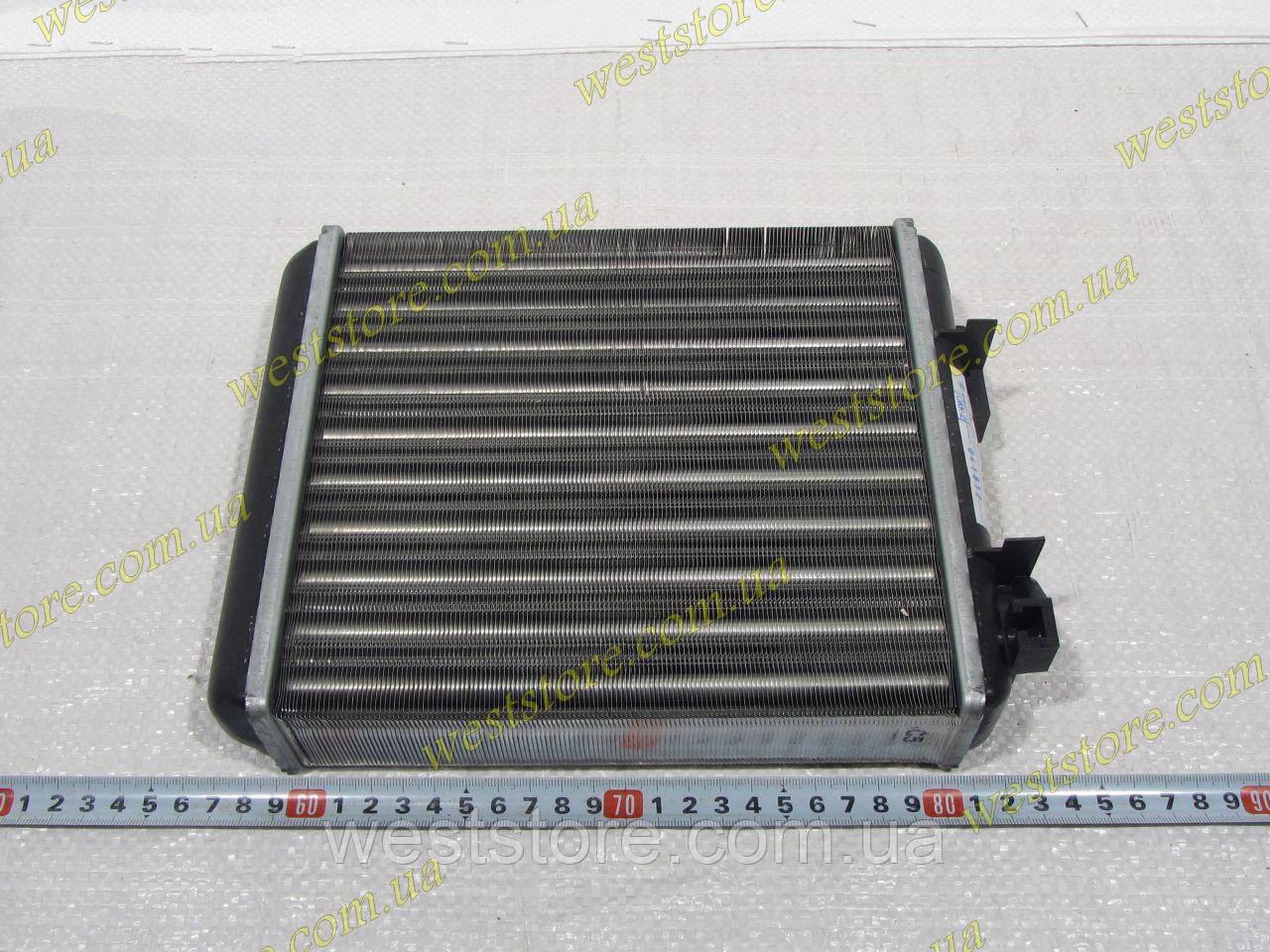 Радиатор отопителя печки Ваз 2104, 2105,2107 ЛУЗАР Luzar (алюм) (LRh 0106)