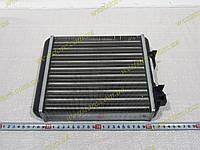 Радиатор отопителя печки Ваз 2104, 2105,2107 ЛУЗАР Luzar (алюм) (LRh 0106), фото 1