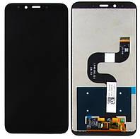 Дисплей Xiaomi Mi A2 / Mi6x complete Black