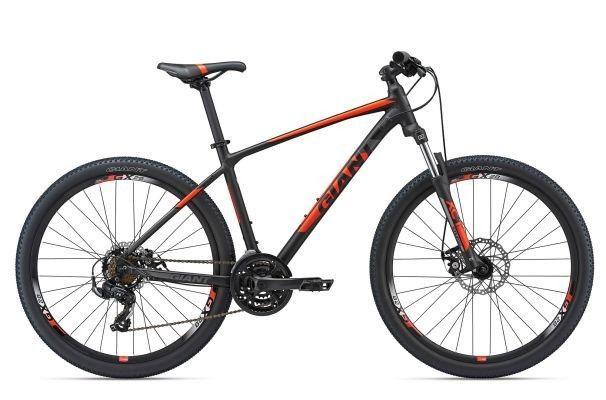 """Горный велосипед Giant ATX 2 27.5"""", черный L (GT)"""