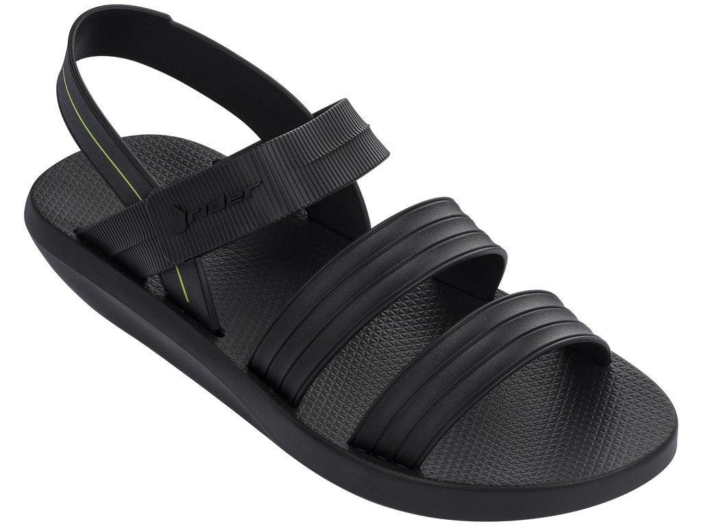 Оригинал Сандалии мужские 11395-21675 Rider Rush Sandal man sandal black/green Черные 2019