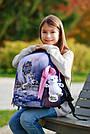 Рюкзак школьный каркасный с наполнением DeLune 37 x 28 x 17 см, фото 9